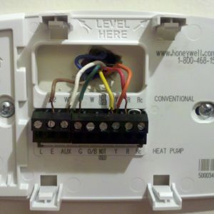 Sensi thermostat Wiring Diagram - Honeywell Rth6350 Wiring Collection Honeywell Heat Pump thermostat Wiring Diagram 2018 05 01 11 14m