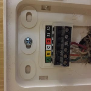 Sensi thermostat Wiring Diagram - Image Image 19h