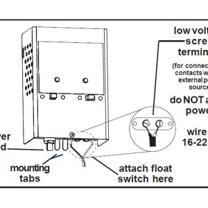 Septic Tank Float Switch Wiring Diagram - Float Switch Wiring Diagram Inspirational Septic Tank Alarms 4k