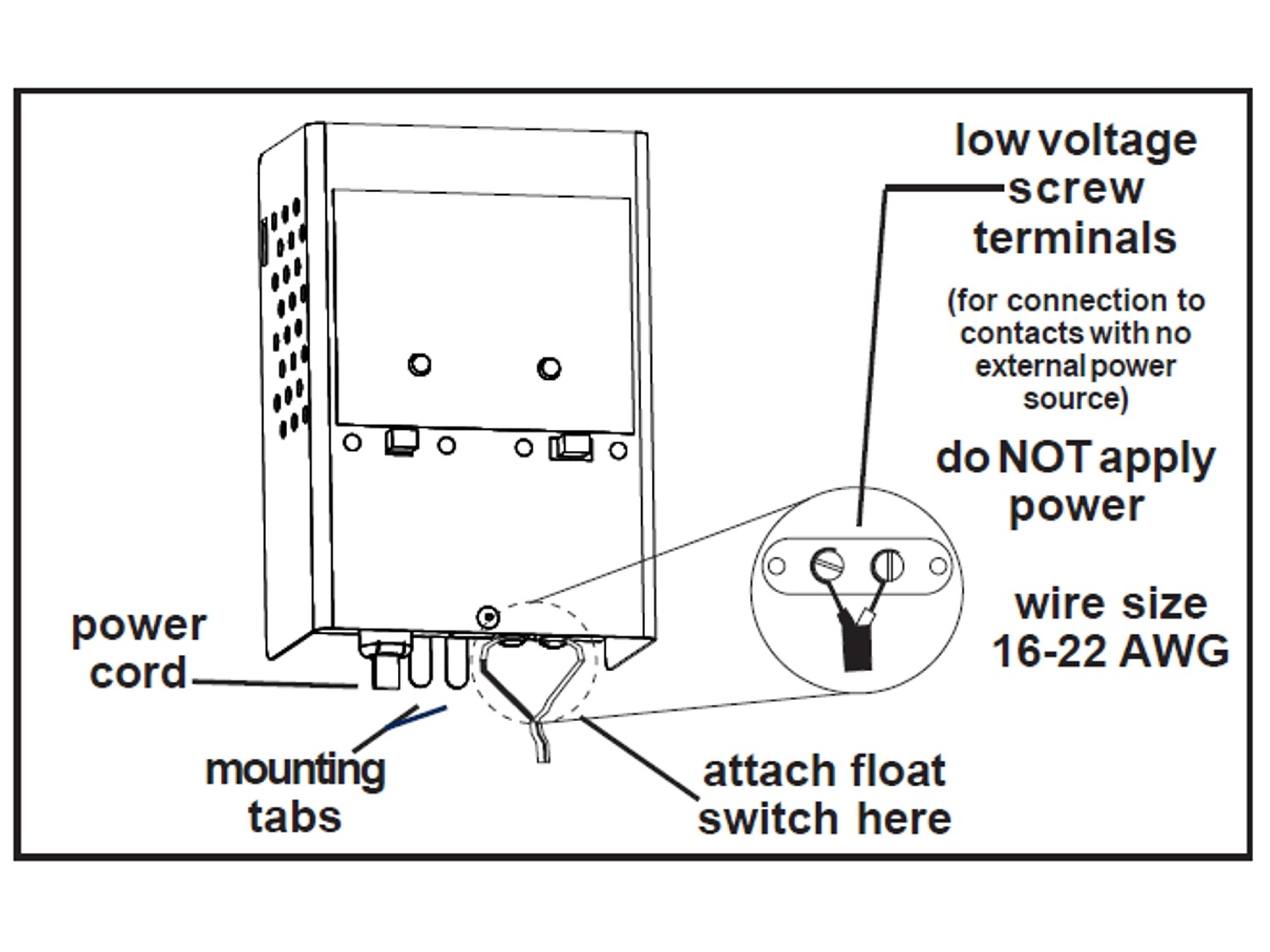 Septic Tank Float Switch Wiring Diagram | Free Wiring Diagram