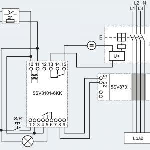 Siemens Load Center Wiring Diagram - Siemens Doorbell Wiring Diagram Fresh Molded Case Circuit Breakers 3va for Siemens Shunt Trip Breaker 19b
