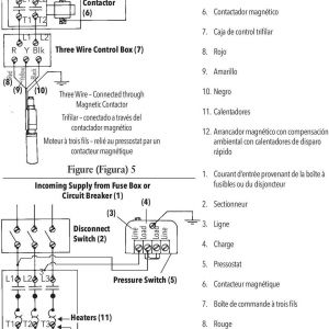 "Siga Ct2 Wiring Diagram - Siga Ct2 Wiring Diagram Siga Ct1 Wiring Diagram Lovely Instruction Manual Im096 4"" Submersible 3j"