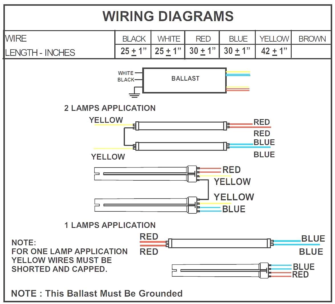 T5 Ballast Wiring Diagram 120 277