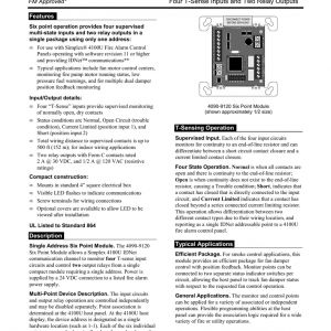 Simplex 4090 9001 Wiring Diagram - Simplex 4090 9001 Wiring Diagram Sample Electrical Wiring Diagram Rh Metroroomph Iam Fire Alarm Module 11n