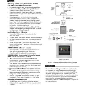 Simplex 4090 9001 Wiring Diagram - Simplex 4090 9001 Wiring Diagram Sample Electrical Wiring Diagram Rh Metroroomph Simplex 2081 9044 Simplex Monitor Module 4090 9001 5t