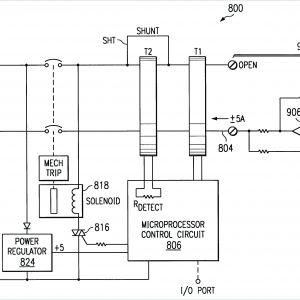Single Gfci Wiring Diagram - Wiring Diagram Gfci Breaker New Gfci Circuit Drawing Wiring Diagram 5l
