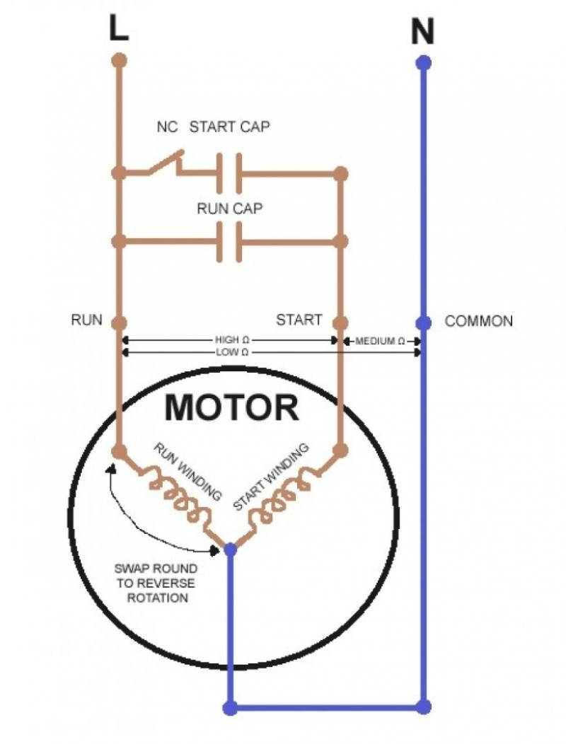 Single Phase Motor Starter Wiring Diagram Free Control Basics Contactor Wire Center U2022 Rh