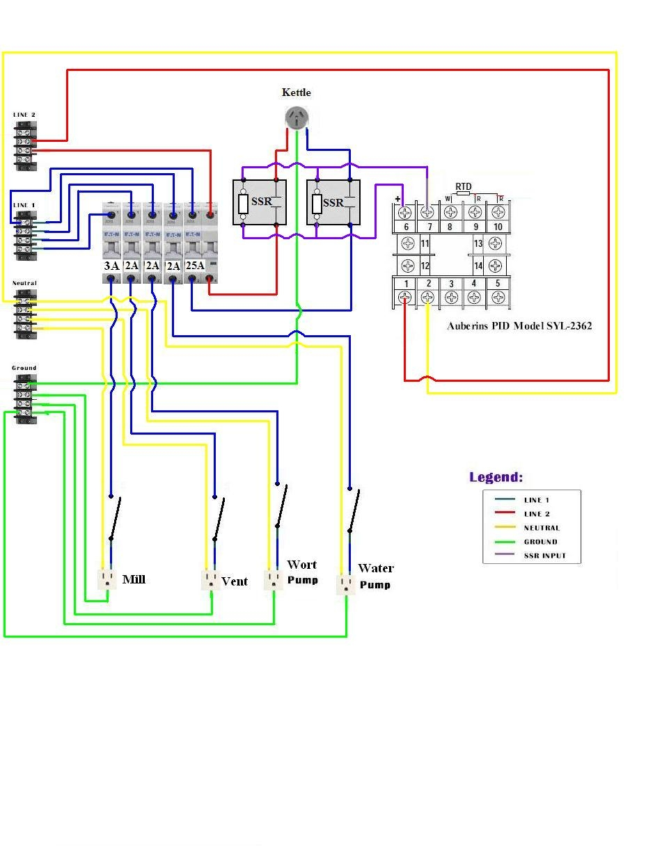Single Phase Submersible Pump Winding Diagram