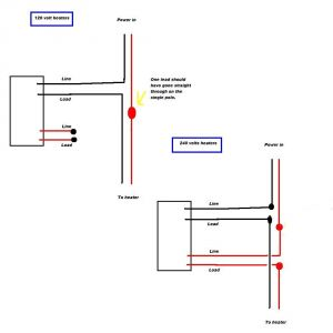 Single Stage thermostat Wiring Diagram - Electric Baseboard thermostat Wiring Diagram Unique Nice 2wire thermostat to Digital Ideas Electrical and Wiring 3f