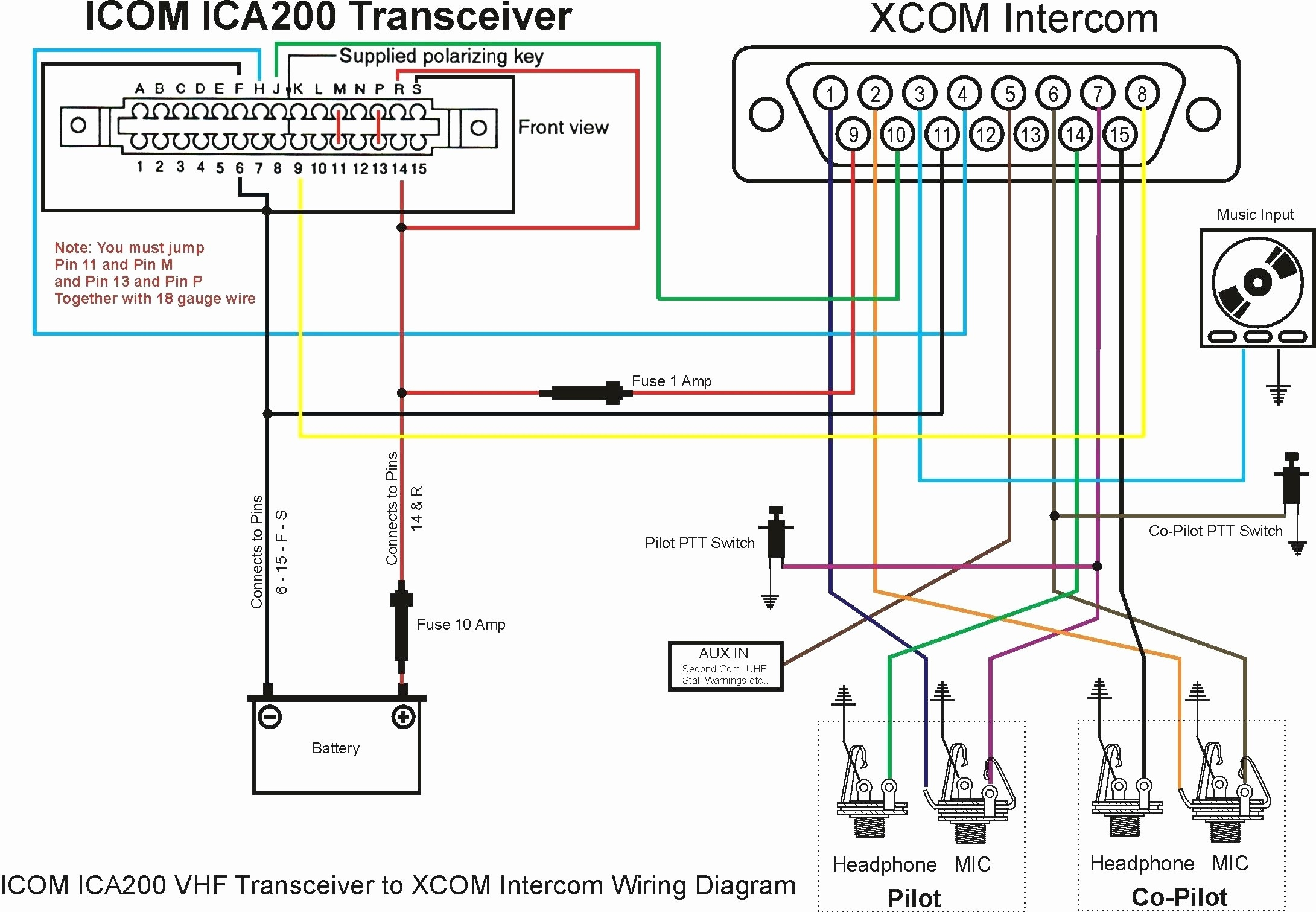 Trailer Wiring Converter Diagram