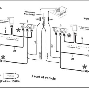 snowdogg snow plow wiring diagram