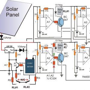 Solar Panel Wiring Diagram Schematic - F Grid solar Wiring Diagram Inspirational Homemade solar Mppt Circuit Maximum Schematic 9i