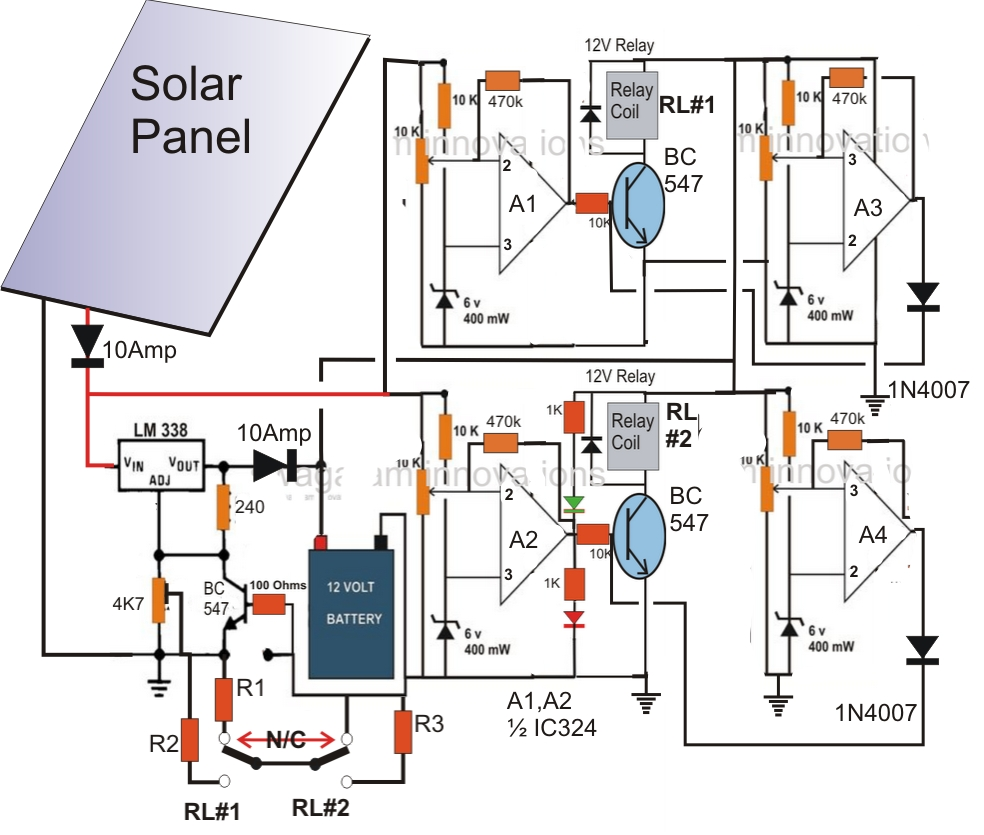 Solar    Panel    Wiring       Diagram    Schematic   Free    Wiring       Diagram