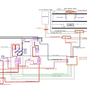 Solar System Wiring Diagram - Wiring Diagram for F Grid solar System Valid Electrical System 19i