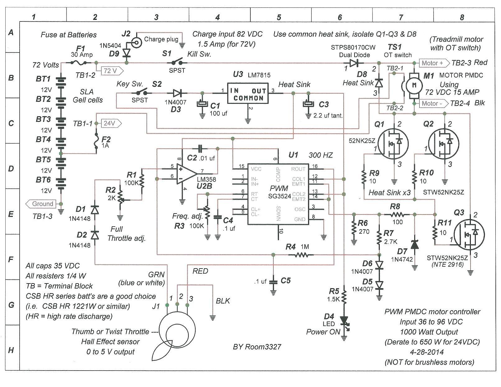 Sole F63 Wiring Diagram