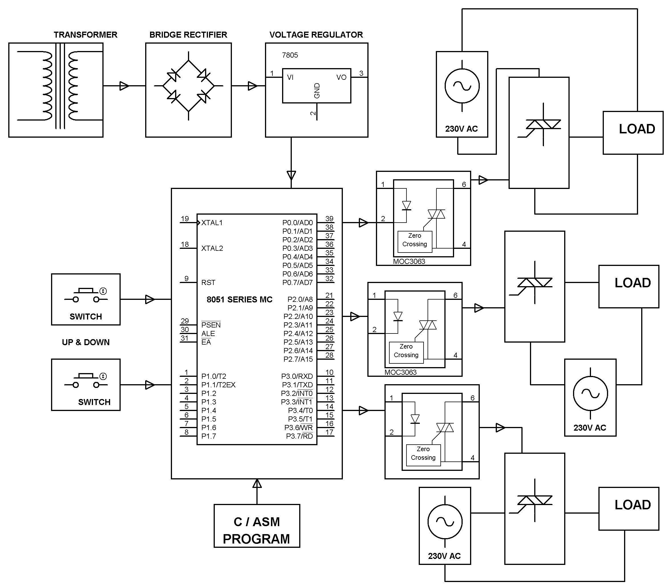 solid state relay wiring diagram Collection-Three Phase Solid State Relay With Zvs Embedded Systems Edgefxkits speaker wiring diagram voltmeter 7-b