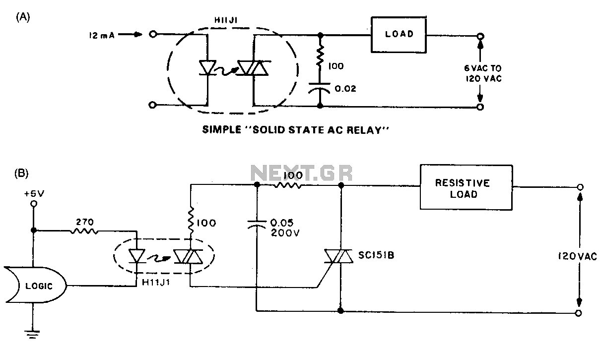 ac solid state relay wiring diagram temperature controller solid state relay wiring diagram