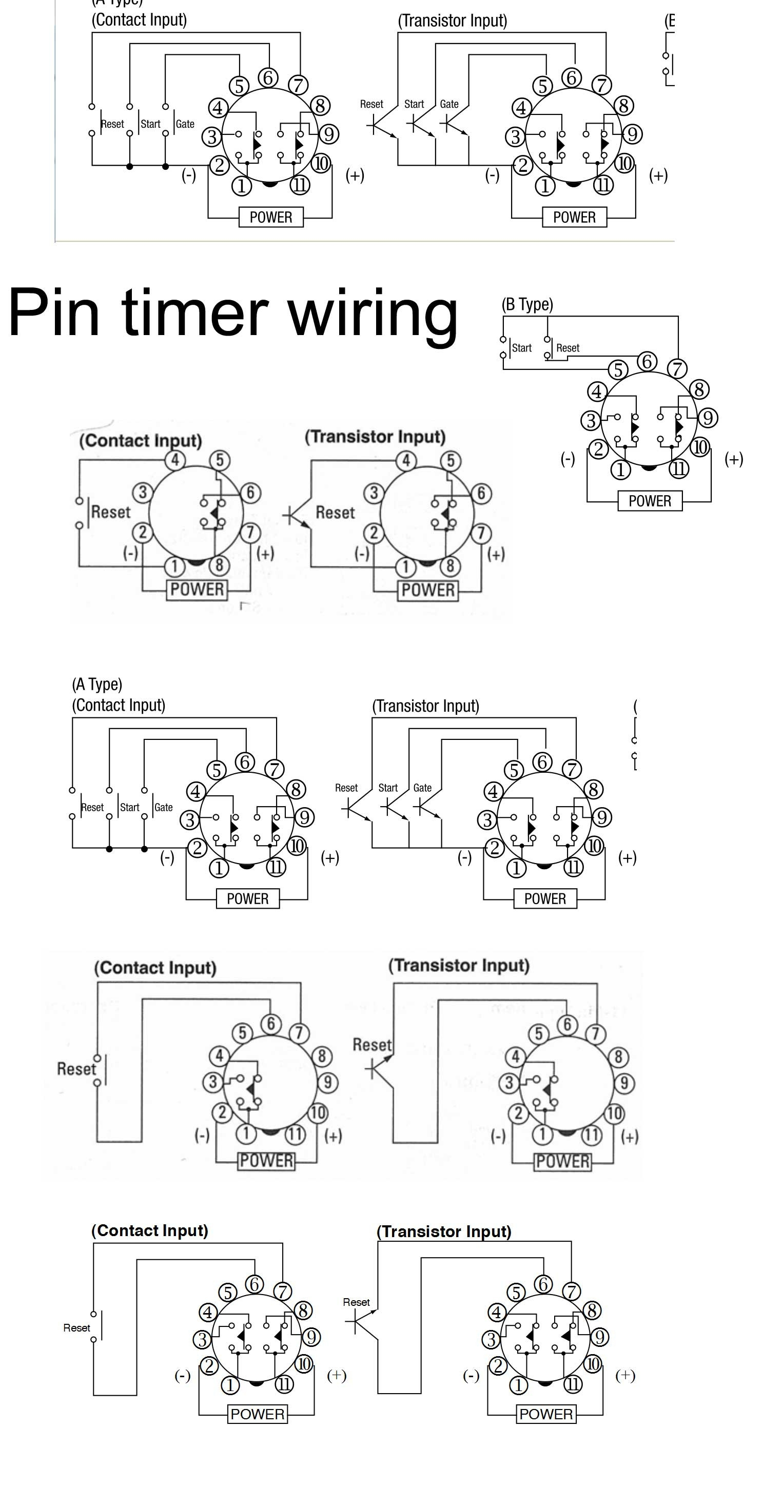 solid state timer wiring diagram Download-Wiring Diagram solid State Relay Fresh Omron H3ca A Wiring Diagram Awesome Omron H3ca A solid 19-i