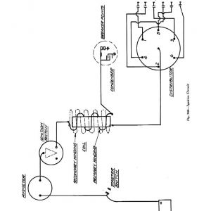 Spark Plug Wiring Diagram Chevy 350 - 1934 Switches · 1934 Ignition Circuit 20g