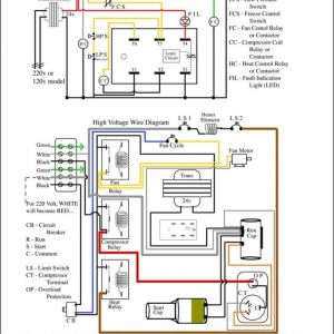 Split Air Conditioner Wiring Diagram - Wiring Diagram Indoor Ac Split Air Conditioner Full Size Board with Type Conditioning 2k