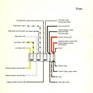 Sprecher Schuh Ca3 9 10 Wiring Diagram - thesamba Type 2 Wiring Diagrams 10e