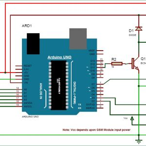 Sprinkler System Wiring Diagram - Sprinkler Wiring Diagram Download Circuit Diagram for Arduino Based Automatic Plant Irrigation System with Message Download Wiring Diagram 16j