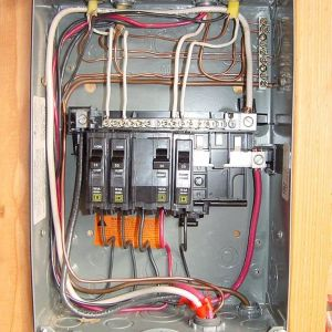 Square D 100 Amp Panel Wiring Diagram | Free Wiring Diagram