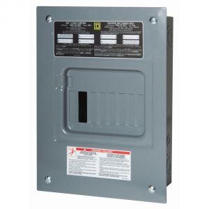 Square D 70 Amp Load Center Wiring Diagram - Qo 100 Amp 6 Space 12 Circuit Indoor Main Lug Load Center 8g