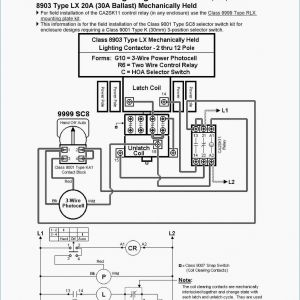 Square D 8903 Lighting Contactor Wiring Diagram - Square D 8903 Lighting Contactor Wiring Diagram Collection Square D Contactor Wiring Diagram Square D 11o