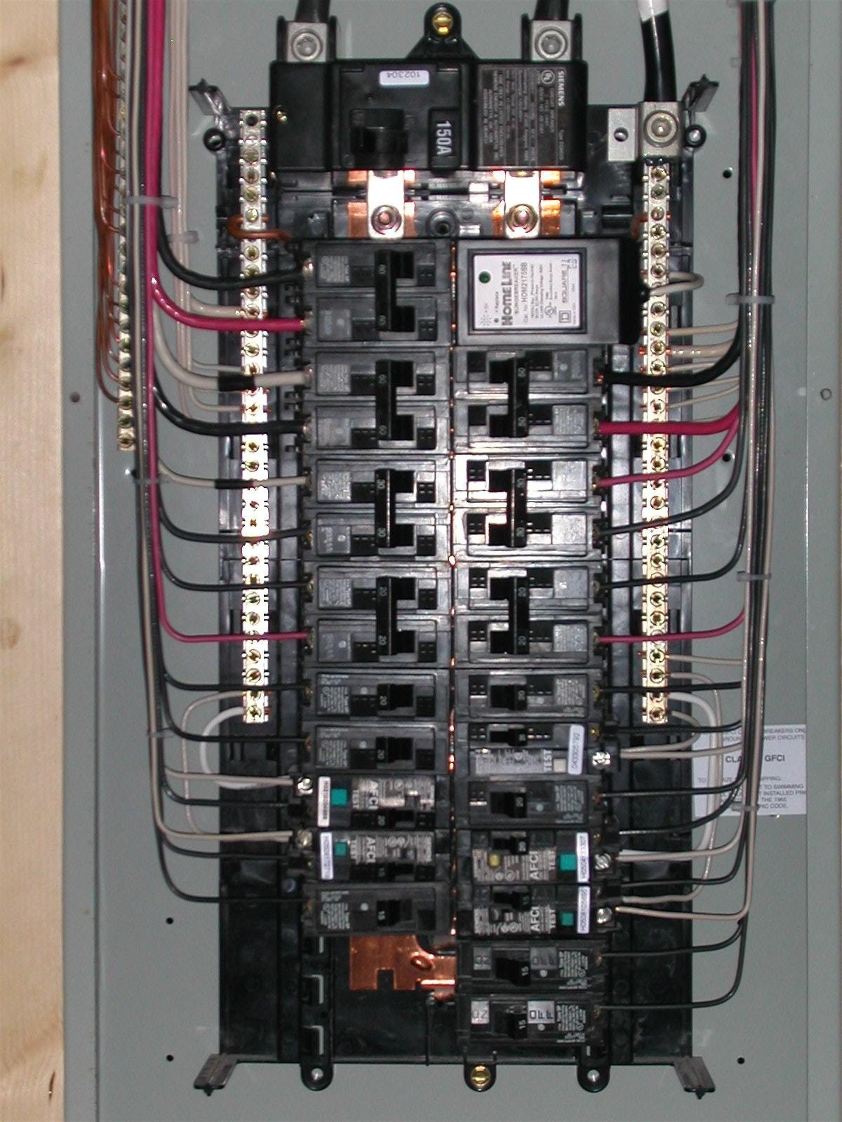 Electrical Box Wiring