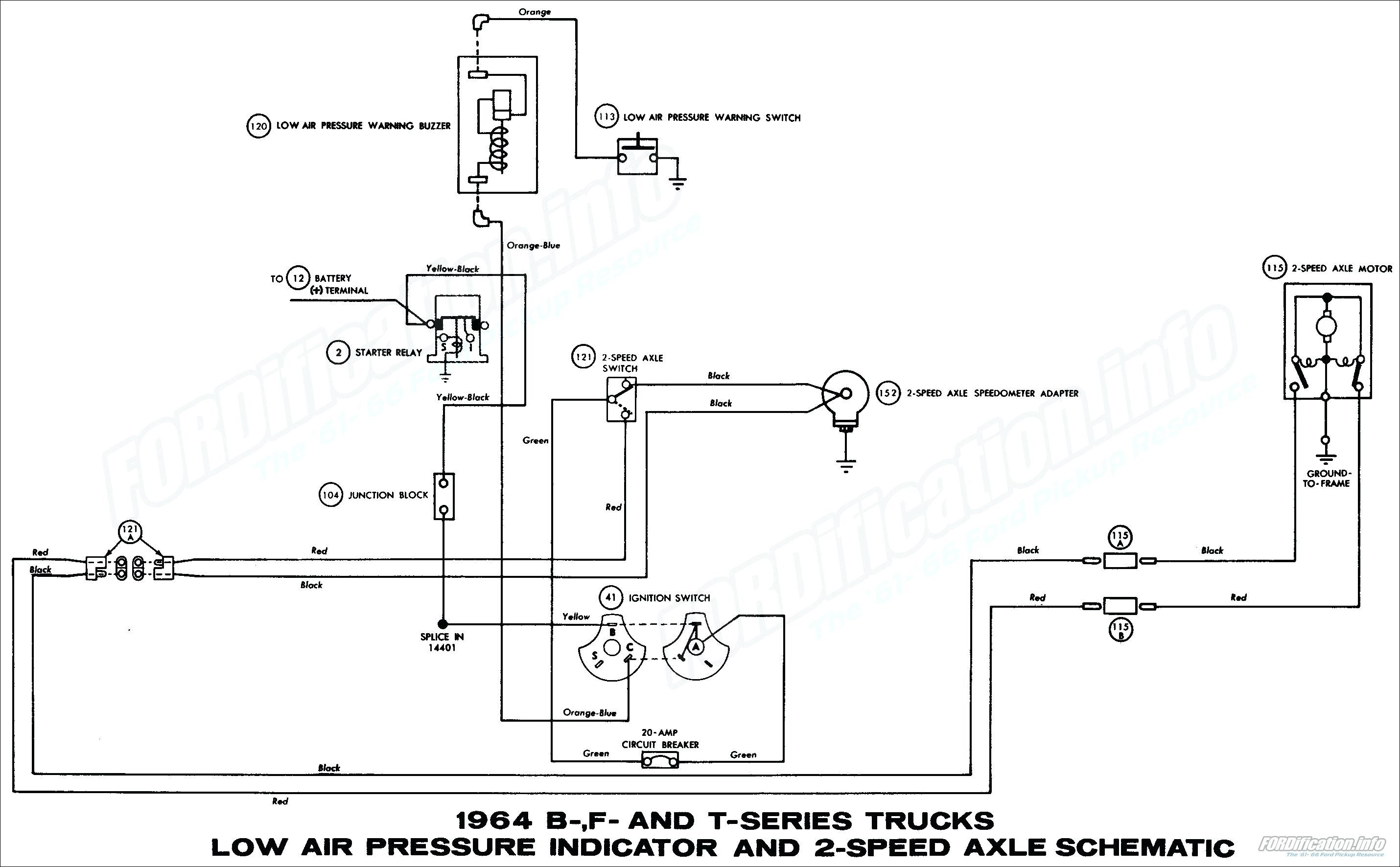 Air Pressor Relay Wiring Diagram