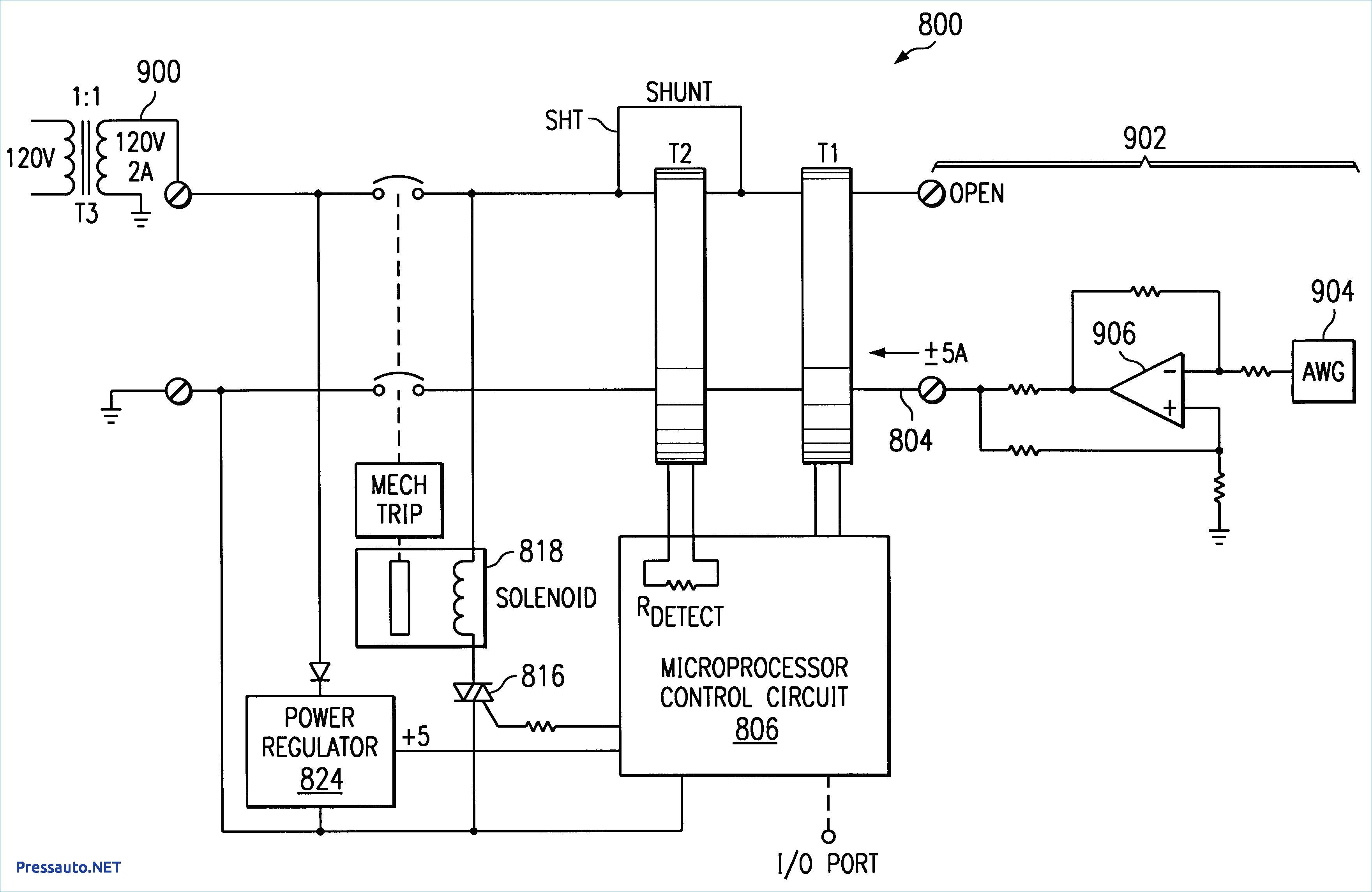 square d wiring diagram - shunt trip wiring diagram square d download  circuit breaker diagram fresh