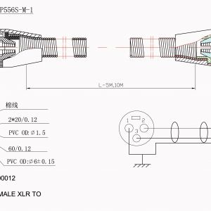 Stage Pin Connector Wiring Diagram - 3 Pin Dmx Cable Wiring Diagram Natebird 8f