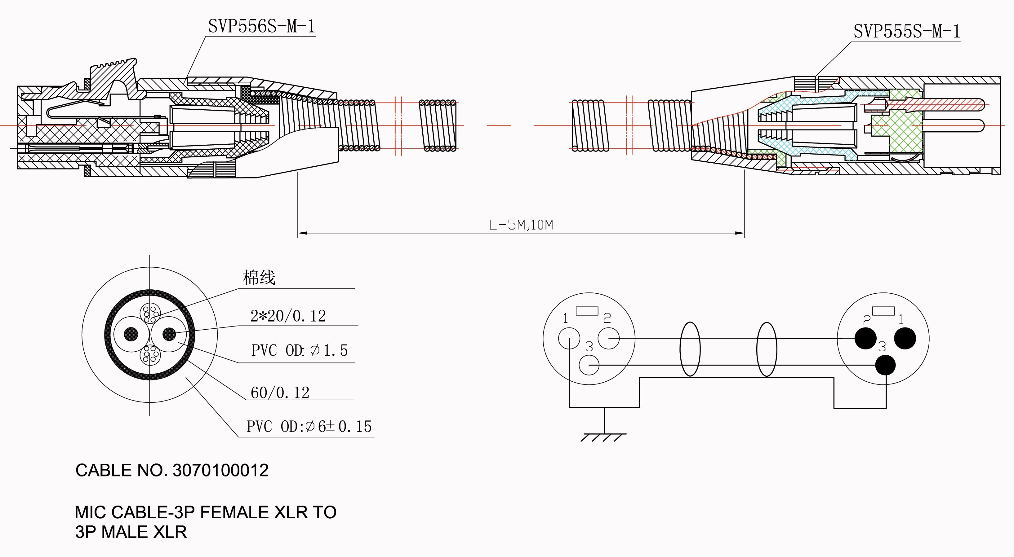 stage pin connector wiring diagram Download-3 Pin Dmx Cable Wiring Diagram natebird 13-m