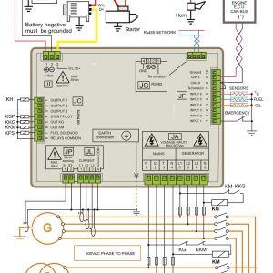 Standby Generator Wiring Diagram - Generator Control Panel Wiring Diagram 15k