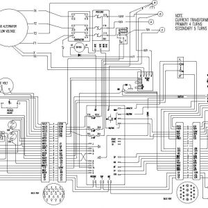 Standby Generator Wiring Diagram - Standby Generator Wiring Diagram Diagrams Genset Wiring Diagram Diesel Generator within 18t