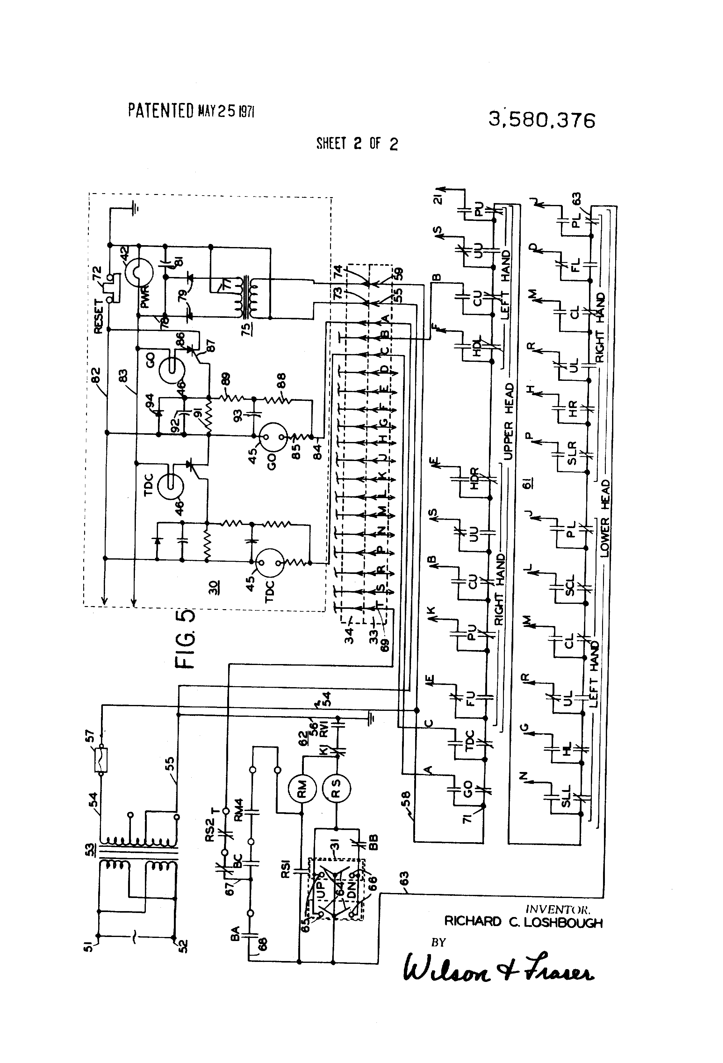 Stannah 420 Wiring Diagram