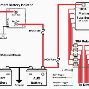Stinger Battery isolator Wiring Diagram - Elegant Battery isolator Wiring Diagram Wiring 5l