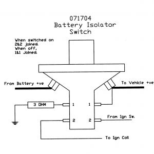 Stinger Battery isolator Wiring Diagram - Wiring Diagram Detail Name Stinger Battery isolator Wiring Diagram – Battery isolator Wiring Diagram Unique Boattery 15m