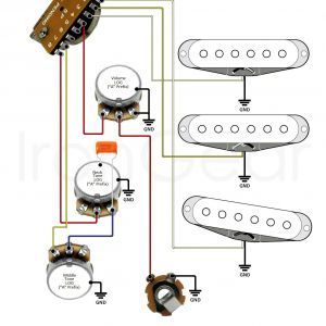 Strat Wiring Diagram 5 Way Switch - Wiring Diagram for Fender 5 Way Switch Fresh Fender Strat 3 Way Switch Wiring Diagram Free 5j