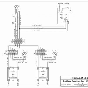 Studio Wiring Diagram software - Studio Wiring Diagram software for Hobbybotics Reflow Controller V8 03 8b