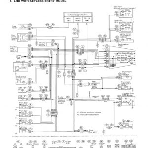 Subaru Legacy Wiring Diagram - Car Stereo Wiring Diagram Subaru Fresh 1997 Subaru Legacy Wiring Diagram Beautiful Wiring Schmatic 98 5i