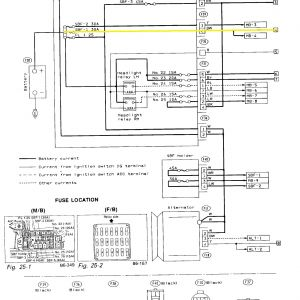 Subaru Legacy Wiring Diagram - Subaru Legacy Wiring Diagram 1997 Subaru Legacy Wiring Diagram Fresh Wonderful 1998 Subaru Wiring Schematic 2b