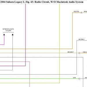 Subaru Mcintosh Wiring Diagram - Subaru Mcintosh Wiring Diagram 2000 Subaru Outback Radio Wiring Diagram Subaru Radio Wiring Rh 20n