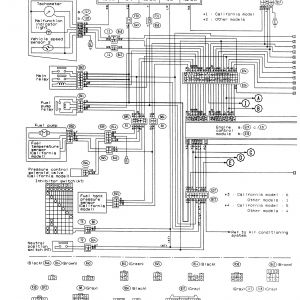 Subaru Wiring Diagram - Wiring Diagram Colors Best Subaru Wiring Diagram Color Codes Best Pioneer Speaker Wire Color 11a