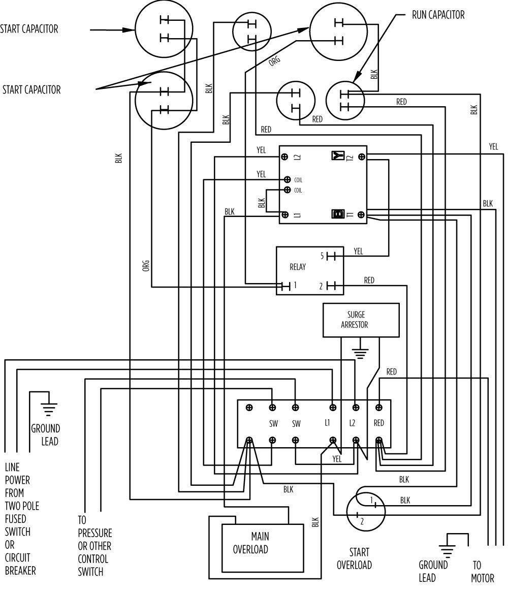 Submersible    Pump       Control    Box    Wiring       Diagram      Free    Wiring       Diagram