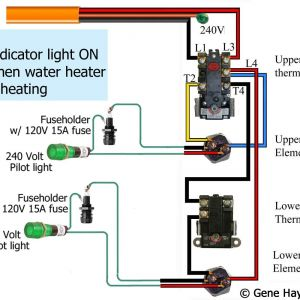 Suburban Water Heater Wiring Diagram - How to Wire Water Heater Pilot Light Arresting Switch Wiring Diagram 19e