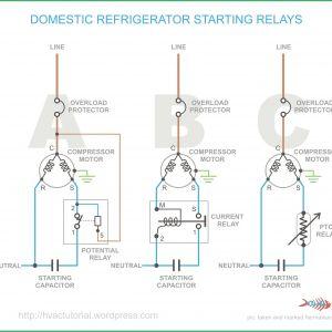 Supco 3 In 1 Wiring Diagram - Hard Start Relay Wiring Diagram New Best Supco 3 In 1 Wiring Diagram Diagram 20p