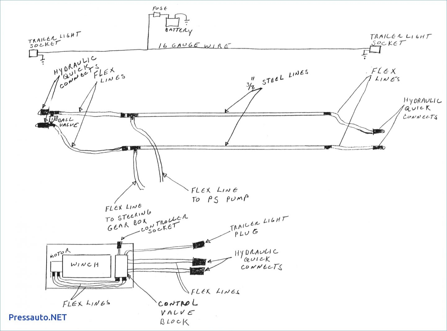 Superwinch 3000 Wiring Diagram
