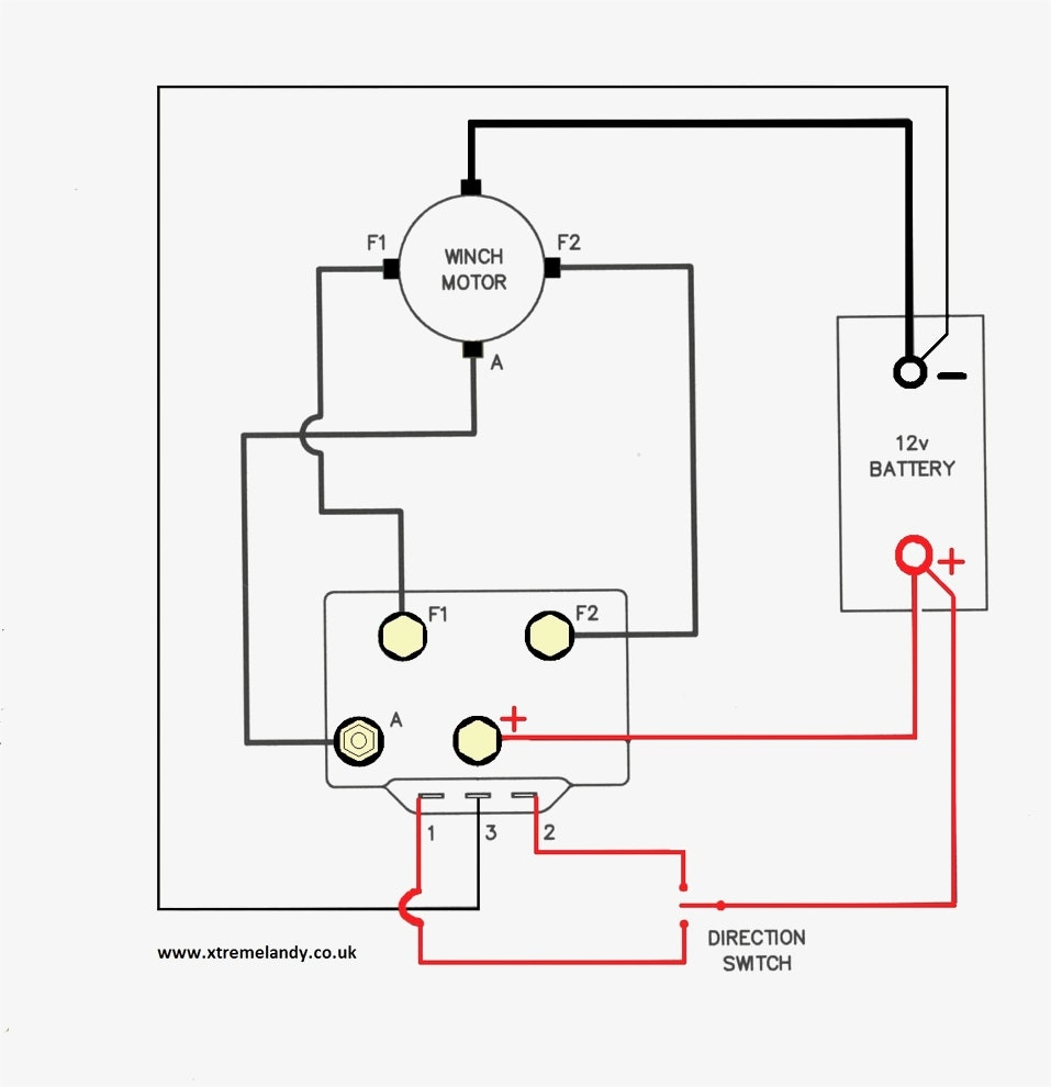 superwinch wiring diagram Download-Atv Winch Wiring Diagram And Switch 8-h
